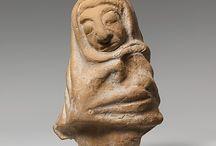 old women antiquity
