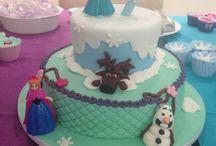 Bolos! / Áries cakes - Bolos