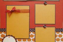 Scrapbooking / Paginas decoradas