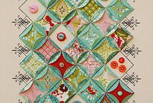 Paper patchwork and inchies