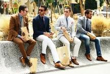 Men, dress well!
