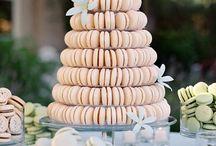 Macaron Wedding Cake Inspiration