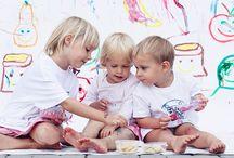 Kids enjoying Nordic Foodie Snacks