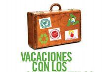 revista esPosible nº 43, junio 2014, Vacaciones con los cinco sentidos