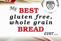 {Healthy} Gluten free bread, wraps and flour blends I like