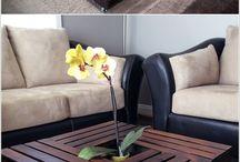 Wooden crate furniture