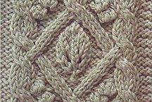 tricot stitches