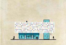 Ilustração Arquitetura