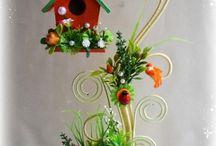kvetinové výzdoby