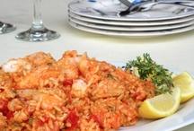 Recipes - Fish / by Stacy Harrison Lambert