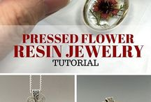 Resin jewels and crafts