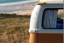 VW T2 B + camper + holiday / Some pictures of my own Vintage, Retro  + Originale Westfalia Berlin VWT2B Camper + a lot of inspiration. To make you smile :-)