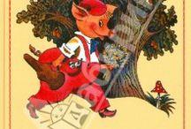 Желаемые детские книги. / Всё, что уже есть см.тут www.pinterest.com/doaleks/тонкие-книги-из-нашей-детской-библиотеки/
