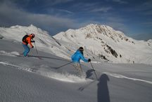 Skiing Kitzbuhel Austria / Skiing Kitzbuhel is the ultimate in the Austrian Alps... great snow, ski trails, on mountain huts and chalets, and a great ski town...home of the Hahnenekamm!  http://luxuryskitrips.com/ski-austria-kitzbuhel.htm