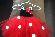 Cathalina's 1st Mini Mouse Birthday Party Ideas