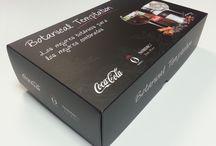 Cajas / DIferentes modelos de cajas