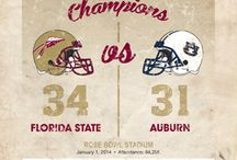 Florida State Football National Champions / by Replay Photos