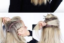 Hairstyle easy