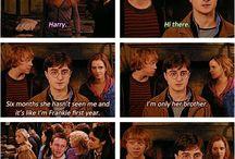 Harry Potter / by Lisa Kieffer
