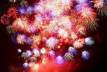 Fireworks / by Misaki S
