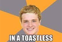 Fandoms / Hunger games, Harry Potter, Divergent & other.