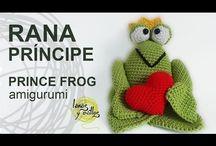 Tutoriales Crochet y trapillo / by Juani Zamora Tavio