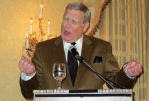 Ken Howard Luncheon / Shepherd's Luncheon March 9, 2015, inducting actor Ken Howard as an Honorary Member