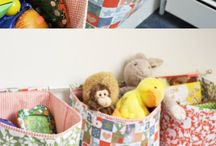 Sewing home accessories
