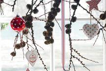 Christmas decoration / Weihnachtsdeko