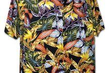 Pacific Legend aloha shirts