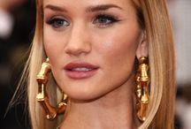 Rosie / Oversize earrings