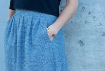 P: Liesl + Co - Everyday Skirt / by Satya L
