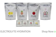 Pure Sports Nutrition Products / New Zealand made natural sports nutrition products to improve your health and exercise performance