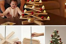 Navidad ideas decorativas. / Ideas decorativas Navidad