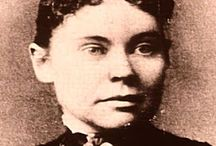 Lizzie Borden - and Zombies? / Coming Soon: Lizzie Borden, Zombie Hunter - What if Lizzie did kill her parents... because she had no other choice?