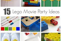 Lego Party / by Grace Mason Brandt