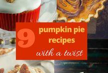 --Fall Recipes--