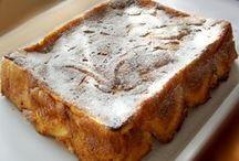 budinca din pâine cu brânză dulce