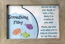 Fish baby shower