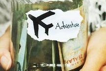 Feed the Hunger for Adventure / Inspiration for your future wanders