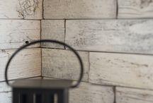 White Stone, Tile, Glass & Wood / http://www.mstoneandtile.com/design-trends/white-stone-tile-glass-wood/