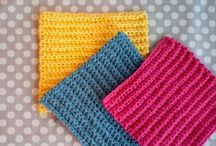 Crochet Washcloths / by Bekah Martinez Johnson