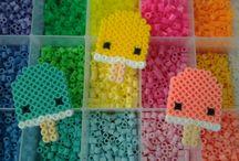 Melt beads