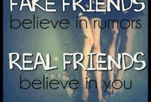 True Friends Quotes / Finding and having true friends quotes and sayings with images that are funny and inspirational. You know your fake and true friends quotes with pictures. - http://www.goodmorningquote.com/true-friends-quotes-sayings/