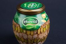 Ekovita - Медовые орешки / Медовые орешки