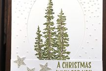 """Wonderland - Discontinued Xmas Set / Cards and other projects created by Cheryll using the Stamp Set """"Wonderland"""" from Stampin' Up!®.  This is a discontinued set and all images are copyright Stampin' Up!® 1990-2016."""