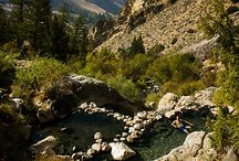 Idaho Hot Springs / Developed and natural hot springs can be found all over Idaho. / by Visit Idaho