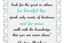 Quotes / by Katie Willis