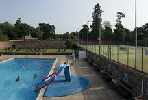 Swimming pools / We are so proud of our unique and beautiful swimming pools...come and see for yourself