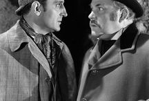 Rathbone And Bruce / Like Cumberbatch and Freeman, only better.